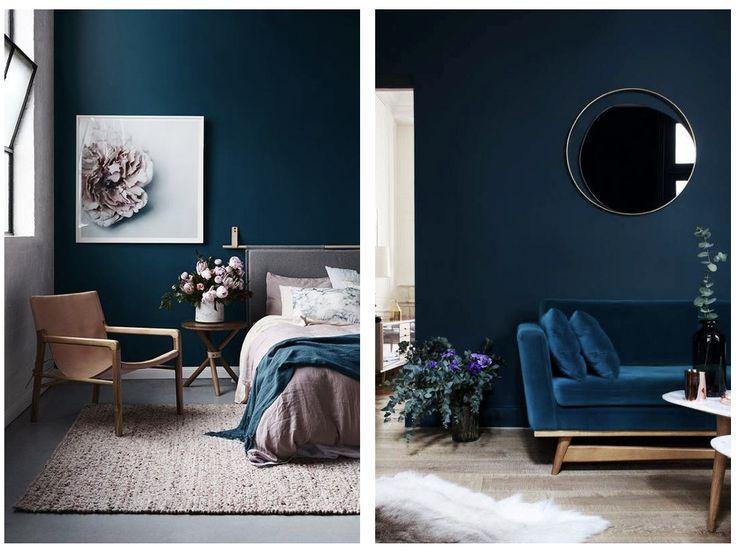 barva roku 2018, barvy roku, colors of the year 2019, color palette, Oceanside Sherwin-Williams