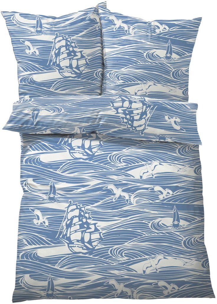 die besten 25 bettw sche maritim ideen auf pinterest. Black Bedroom Furniture Sets. Home Design Ideas