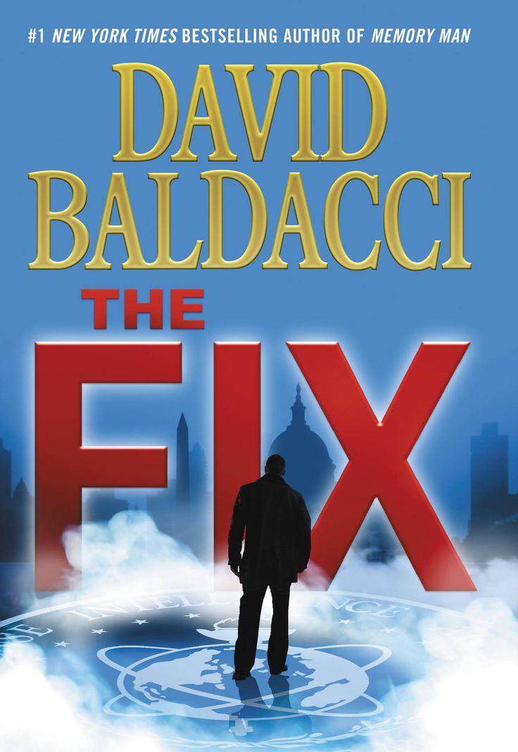 Download pdf the fix by david baldacci david baldacci