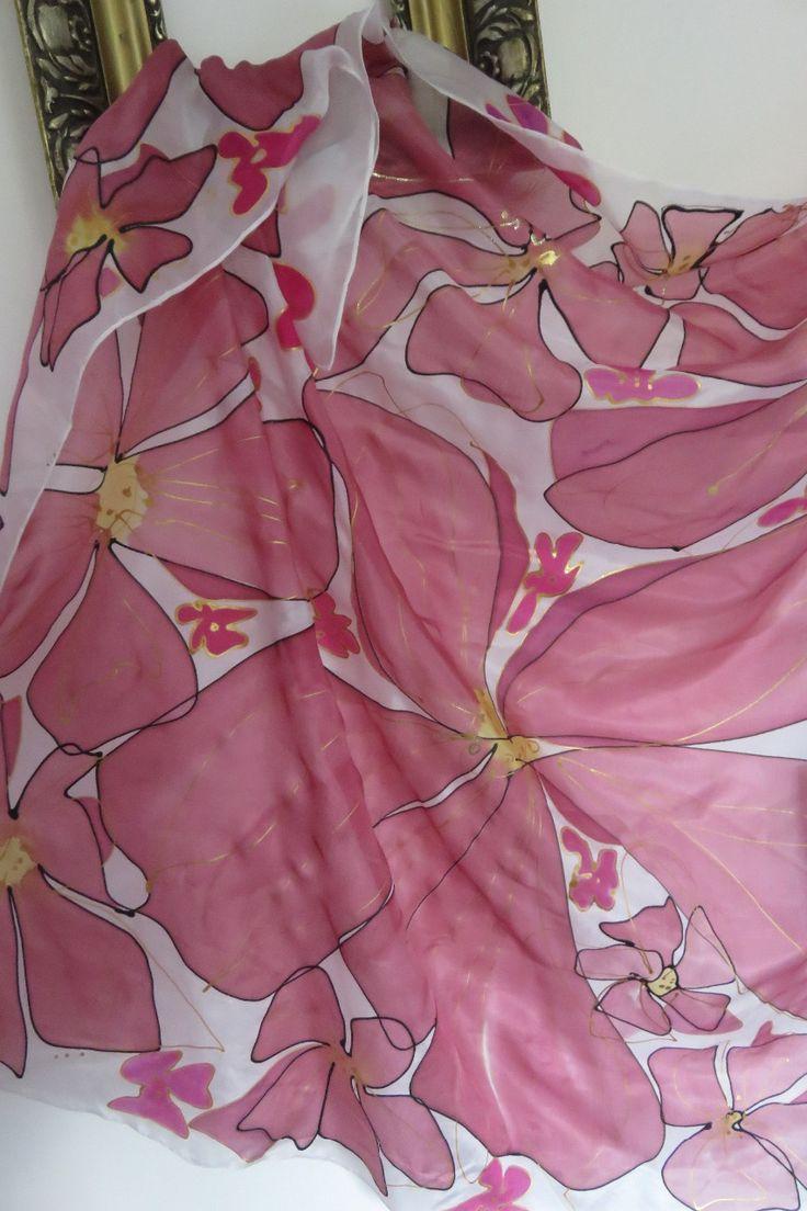 Galéria hodvábnych šatiek :: Mariankine šatky