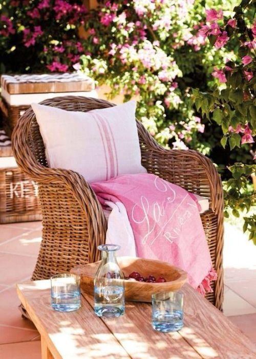 550 best Garden Sanctuary images on Pinterest   Outdoor spaces ...