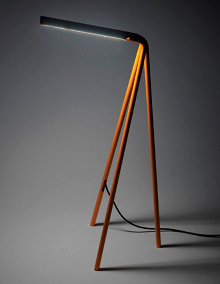 Contemporary LED Desk Lamps Tripod About Studio