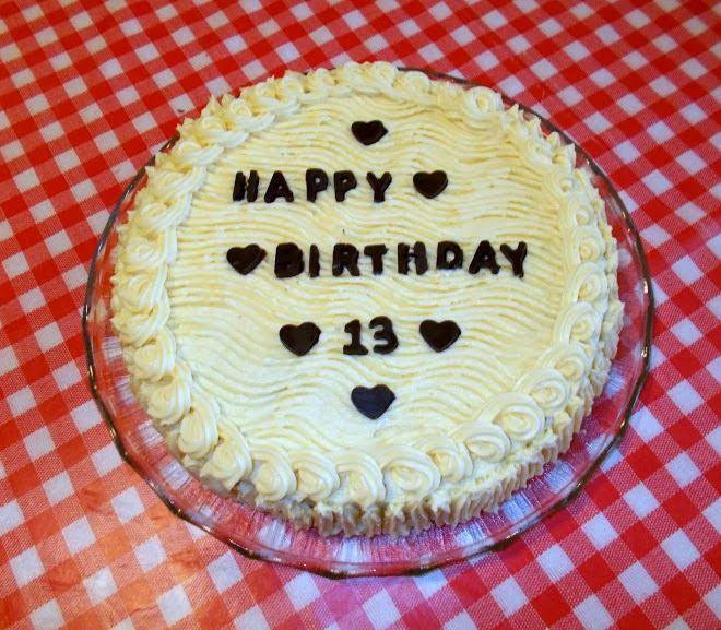 Tű és fakanál: Születésnapi torta