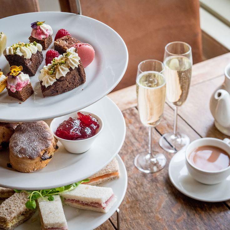High Tea is a time-honoured tradition, which is why at Langdon Court we treat it with the reverence it deserves. [Link in Bio] or call 01752 862 358 to book.  #hightea #plymouth #southhams #devon #dorset #somerset #afternoontea #afternoonteatime #afternoontealiving #highteatime #highteas #placestovisit