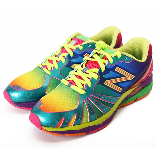 New Balance Mens MR890RG 2E 890 Rainbow JENNY BARRINGER Trainer Running  Shoes