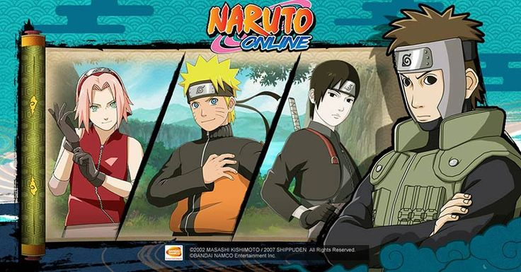 Naruto games online