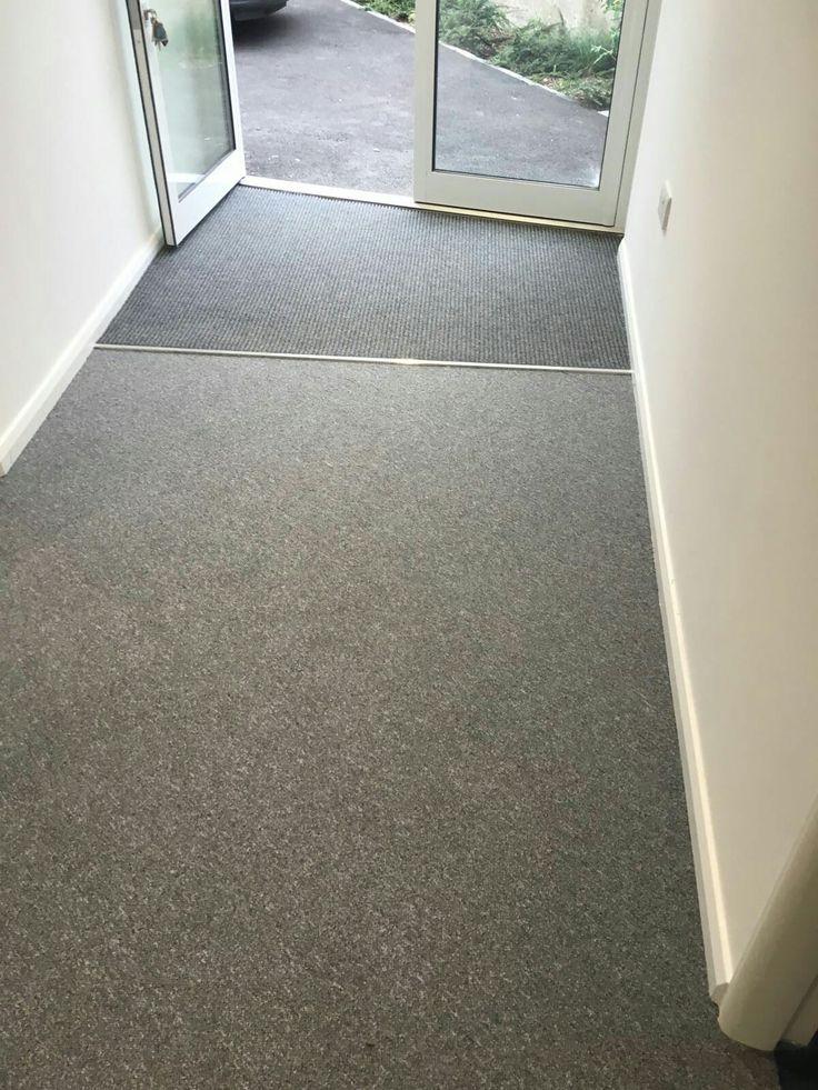 Grey entrance door mat & 27 best Office flooring carpet tiles in Beckenham images on ...