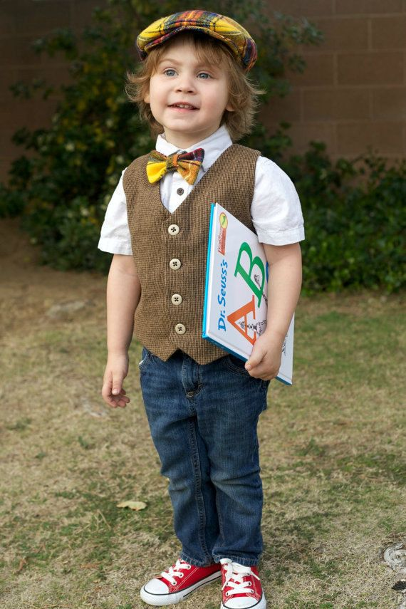 ::: Boys Tweed Vest :::    We are very excited to introduce our new timeless style of vests into our shop! This adorable little vest is such a