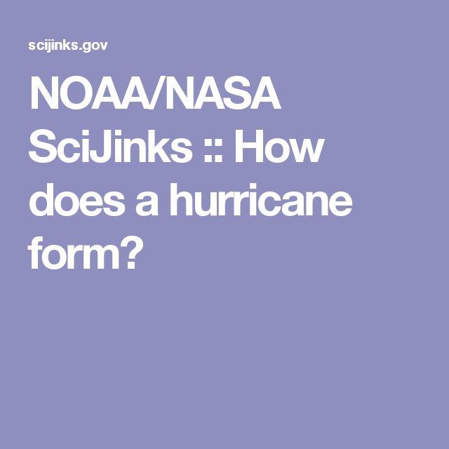 Die besten 25+ How hurricanes form Ideen auf Pinterest ...