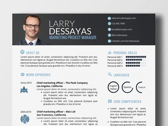 73 best Resume ideas images on Pinterest Resume ideas, Resume - personal qualities for resume