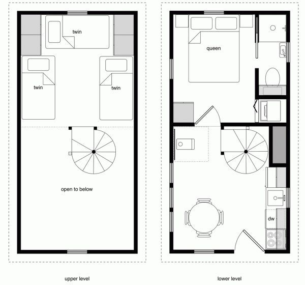 12 X 16 Tiny House Floor Plans Together With 12x32 Cabin Floor Plans With Porch Furthermore Tiny House Floor Plans Tiny House Plans Diy Tiny House Plans