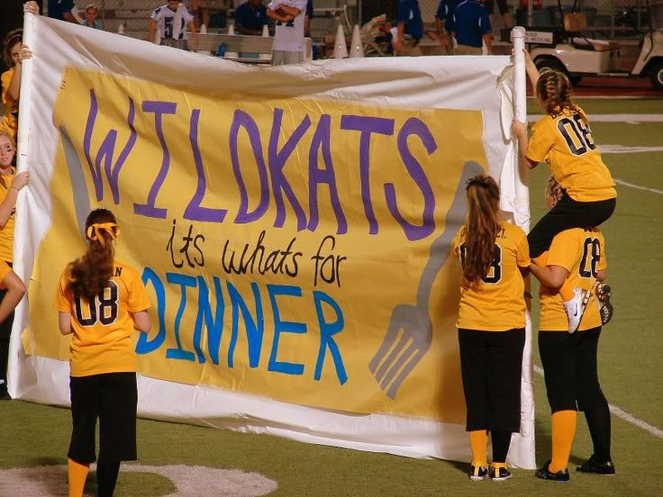 Playoff Run Through Signs and Spirit Posters - What have you seen?