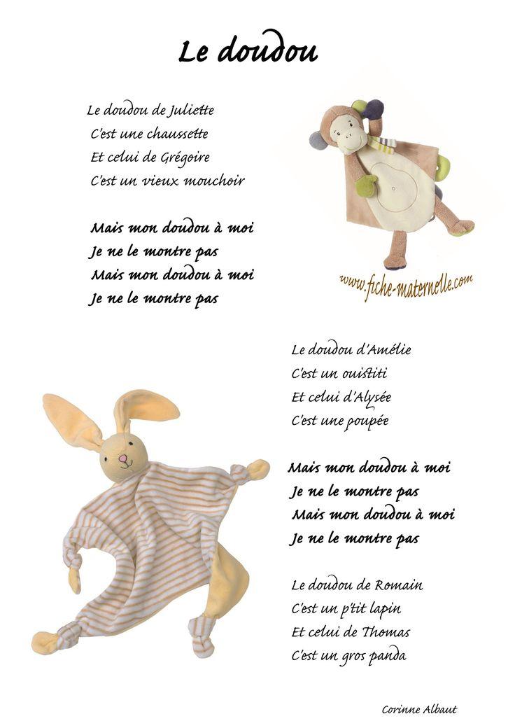 Chanson Le Doudou