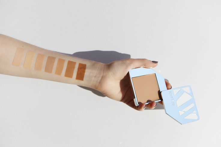 Swatched: natural foundations and concealers compared! - Amazingy...