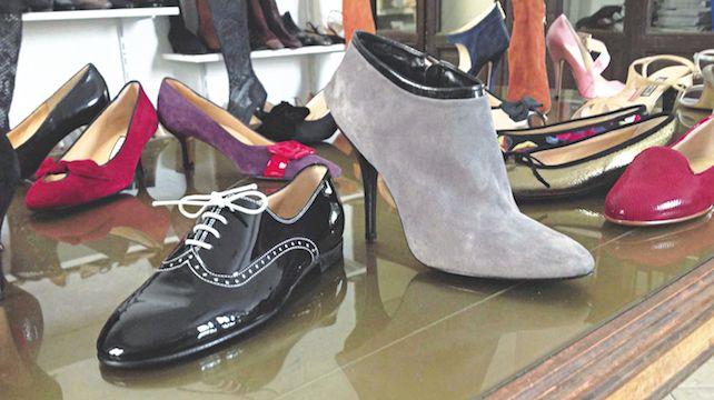 Cleo Bottier Shoe Manufacturer for Manolo Blahnik