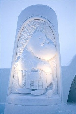 An ice hotel: LumiLinna SnowCastle in Finland, with chapel and honeymoon suite - Telegraph
