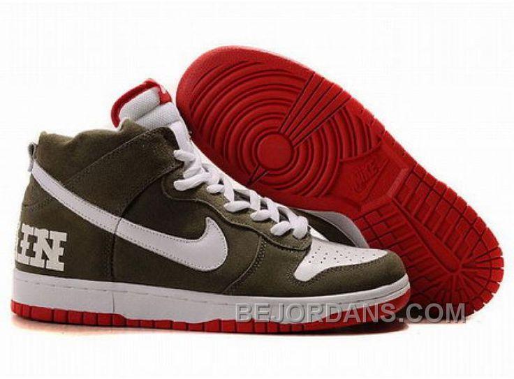 Free Shipping 6070 OFF Nike SB Dunk High Hemp Waffle SneakerFiles