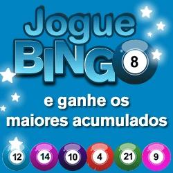 Jogue Bingo e ganhe os maiores acumulados. Jogue agora!