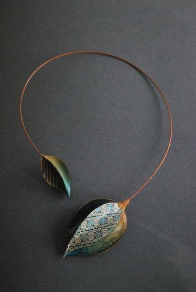 Изделия - почти коллекция: polymerclayfimo necklace by Anastasia Arinovich