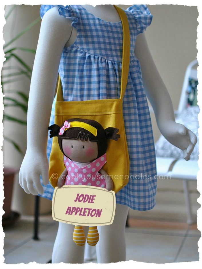 """Cook You Some Noodles   The Home of My Teeny-Tiny Dolls® – 11"""" Handmade Fashion Dolls"""