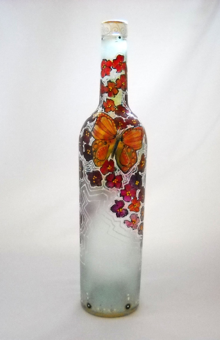 36 best things to do with empty wine bottles images on for What to make with empty wine bottles