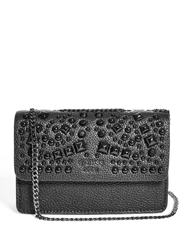 VIDA Leather Statement Clutch - Fireball by VIDA FqYwvqPry