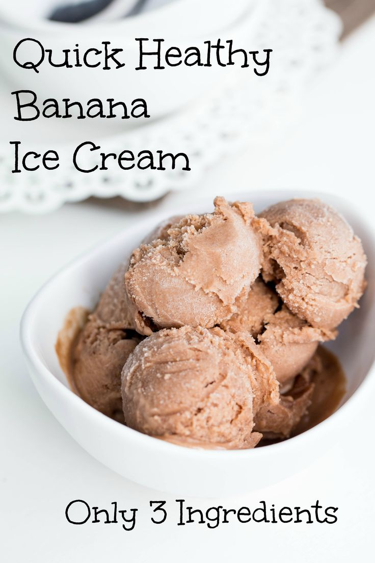 Making banana ice cream at home has become so easy with this recipe. The turnout was truly delicious, plus guilt free