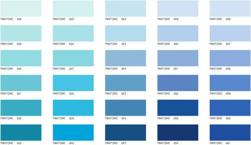 nuancier bleu pantone recherche google couleurs pinterest pantone. Black Bedroom Furniture Sets. Home Design Ideas