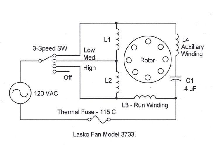 Wiring Diagram. electric fan wiring diagram: speed-sw-120 ...