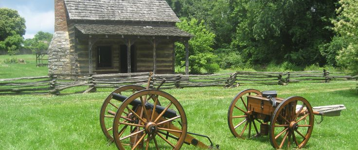 The Tipton-Haynes State Historic Site - Elizabethton, TN