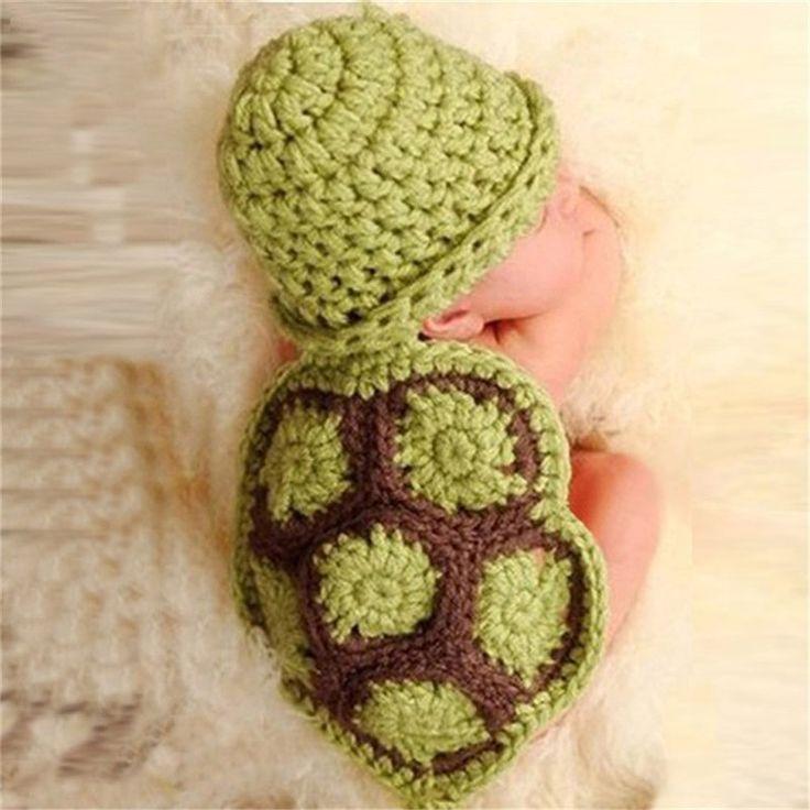 0 3 Months Newborn Animals Crochet Knitting Hat Baby Boys Girls Crochet Knitting Costume Infant Handmade. Click visit to buy #BabyGirlClothingSet #BabyGirl #ClothingSet