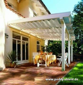 Sonnenschutz Terrassenüberdachung   Peddy Shield