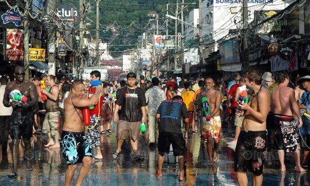 Songkran - world's biggest water festival