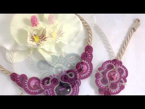 Yire soutache 2 - YouTube