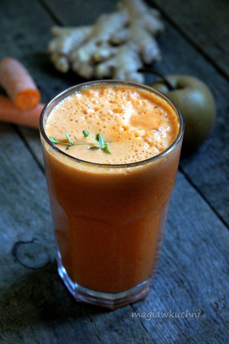 Juice for colds / Sok na przeziębienie