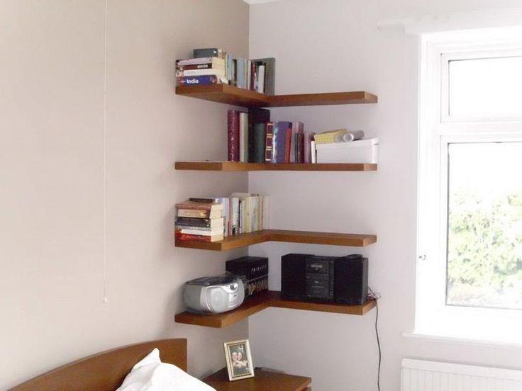 Best 25+ Floating Corner Desk Ideas On Pinterest | Floating Corner Shelves,  Corner Desk Diy And Small Corner Desk