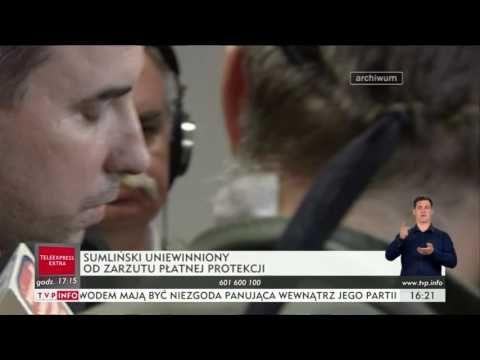 Wojciech Sumliński został ostatecznie uniewinniony