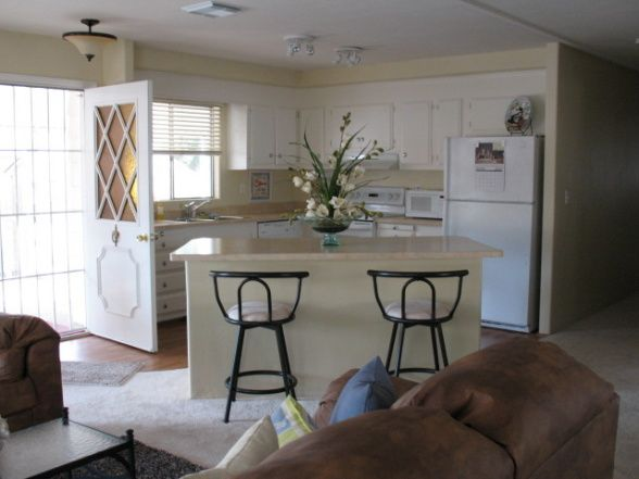 25 best ideas about mobile home kitchens on pinterest trailer manufacturers manufactured home renovation and single wide trailer - Mobile Home Kitchen Designs