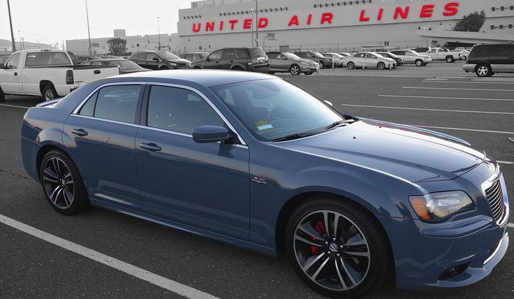 2014 Chrysler 300 SRT8 Ceramic Blue