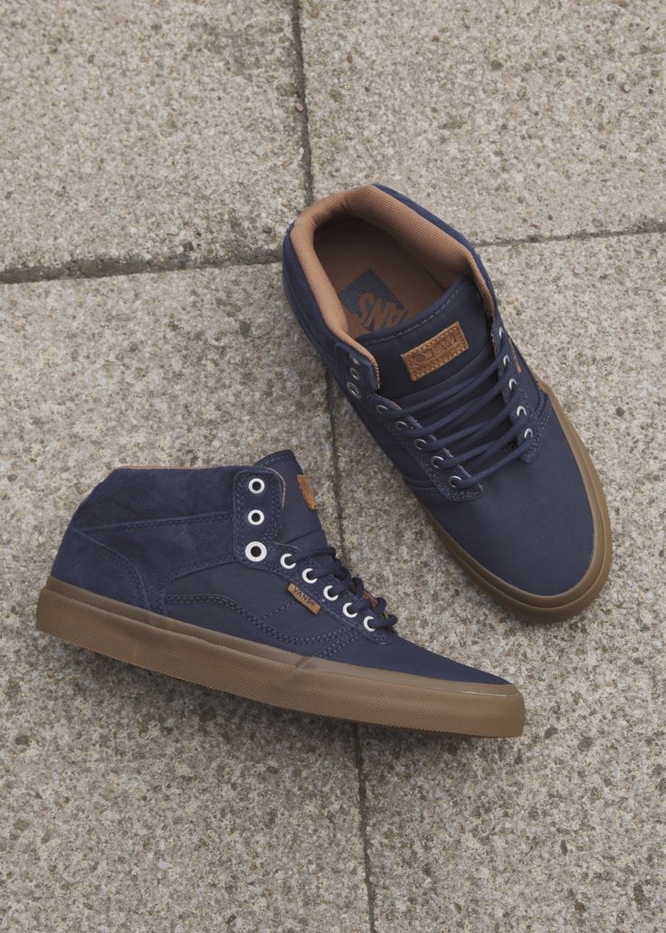 The Vans otw Bedford trainers - when skate and hi tops collide in the best way.