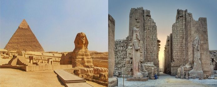 A classic #EgyptDayTours to the land of the Pharaoh's includes key sites of ancient Egypt. http://egyptonlinetour.weebly.com/blog/explore-the-sights-to-enjoy-in-your-egypt-day-tours