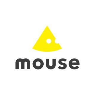マウスコンピューターのロゴ:マウスコンピューター、ロゴを刷新 ブランド名を「mouse」に   ロゴストック