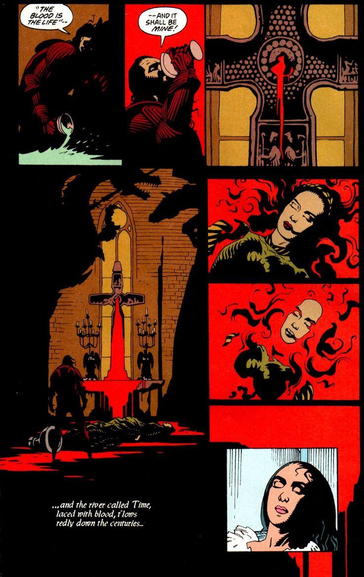 Mignola - Bram Stoker's Dracula page 3