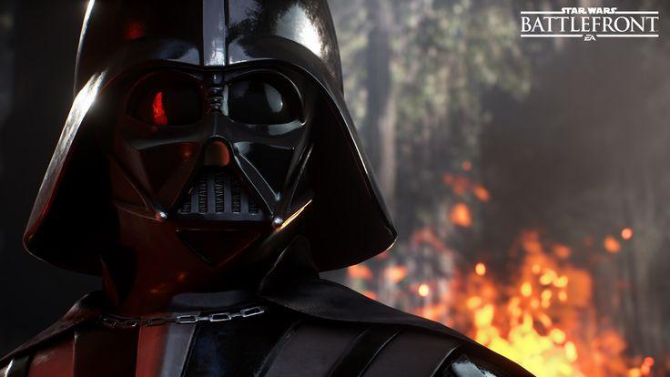 Star Wars: Battlefront HD Wallpaper - http://www.cartoonography.com/5183-star-wars-battlefront-hd-wallpaper.html