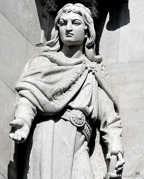 IV. István, Árpád-házi magyar király (uralkodása: 1163–1165 II. Géza öccse, ellenkirály bizánci támogatással. Saját magát III. Istvánnak hívta, nem ismerve el unokaöccse uralmát.)