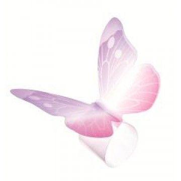 Midori 3D Writing Marker // Butterfly (Pink)-31