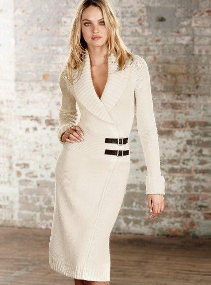 MoreBrands.RU - Buckle вязаное платье от Victoria's Secret всего за 5450 рублей - Интернет магазин модной женской одежды