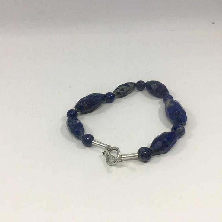 164.40 Carat , 13 Multi Stone Beads Handmade Bracelet With Metal Hook,Grade A Quality Beads