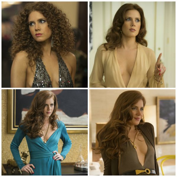 Amy Adams - American Hustle Lobo VS Torrente | Sarisfashion