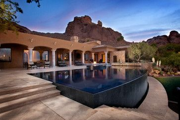 Adobe House Design Ideas, Pictures, Remodel, and Decor - page 13